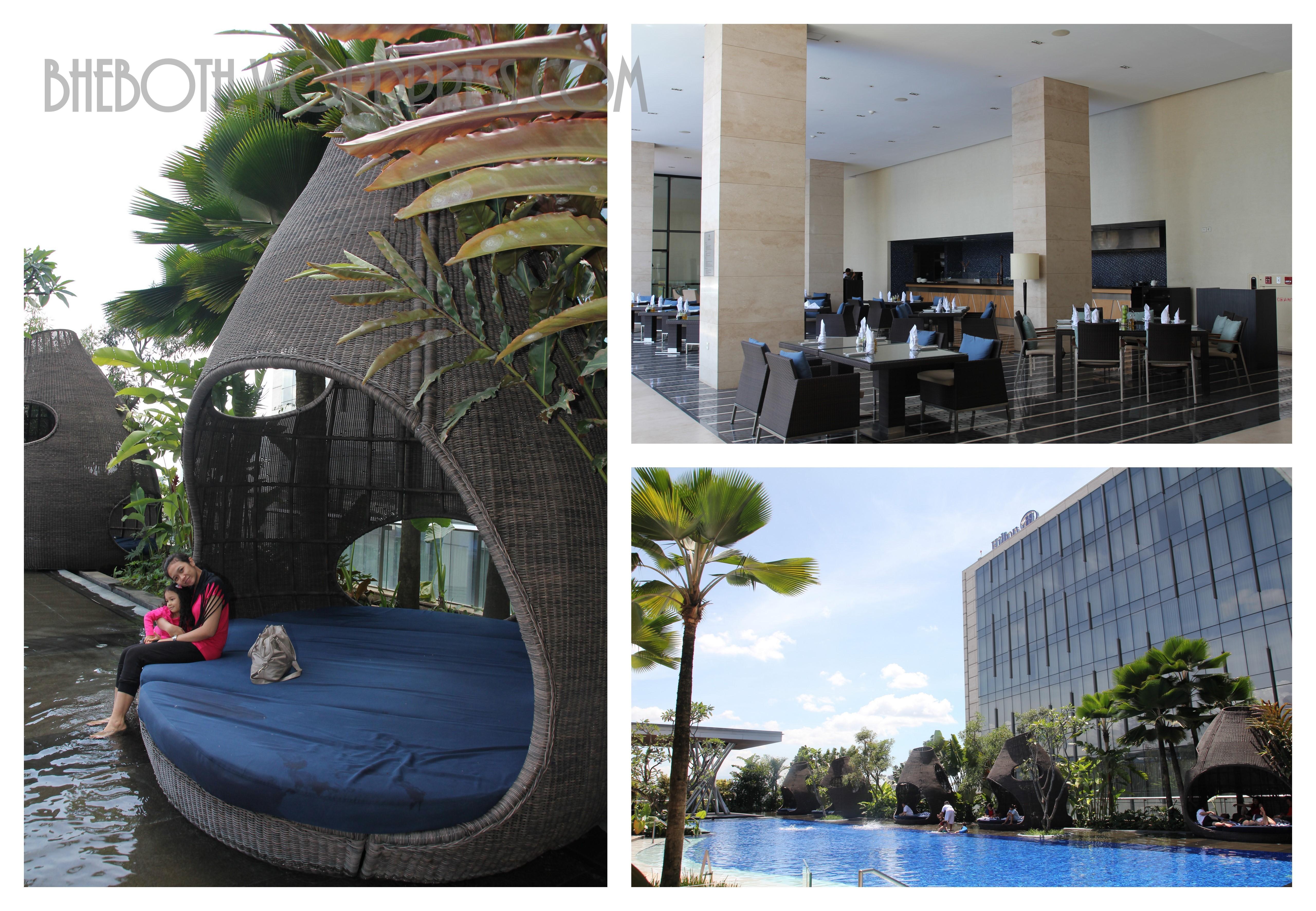 Hilton Hotel For The Winner